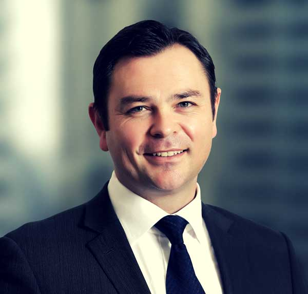 Ben Heraghty, Vice President of Strategy & Planning, Asia Pacific for Brambles Ltd.