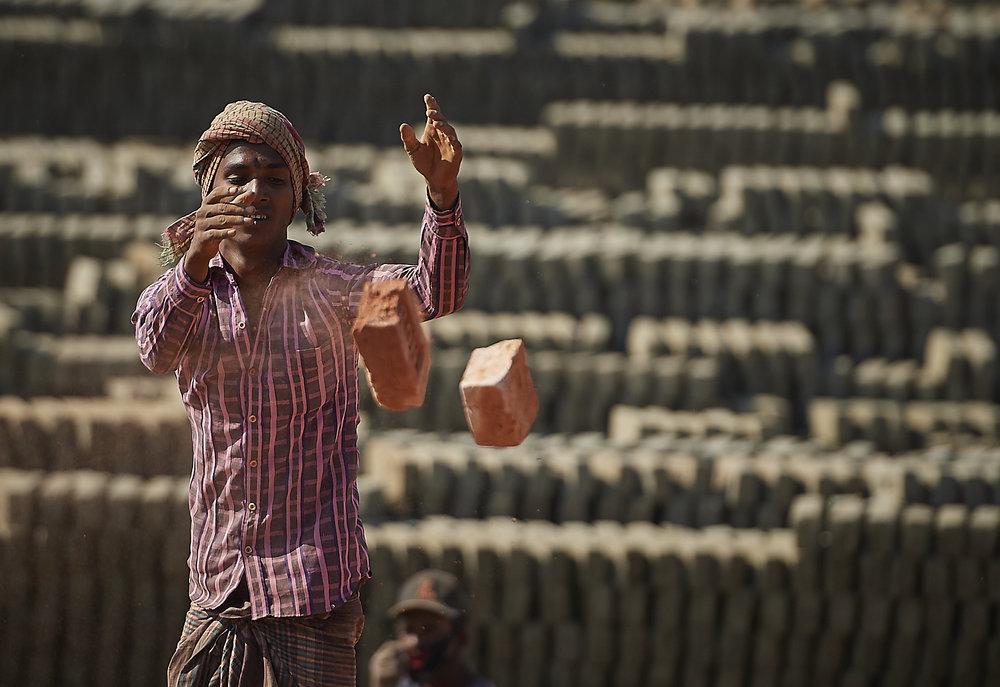 worker discards failed bricks