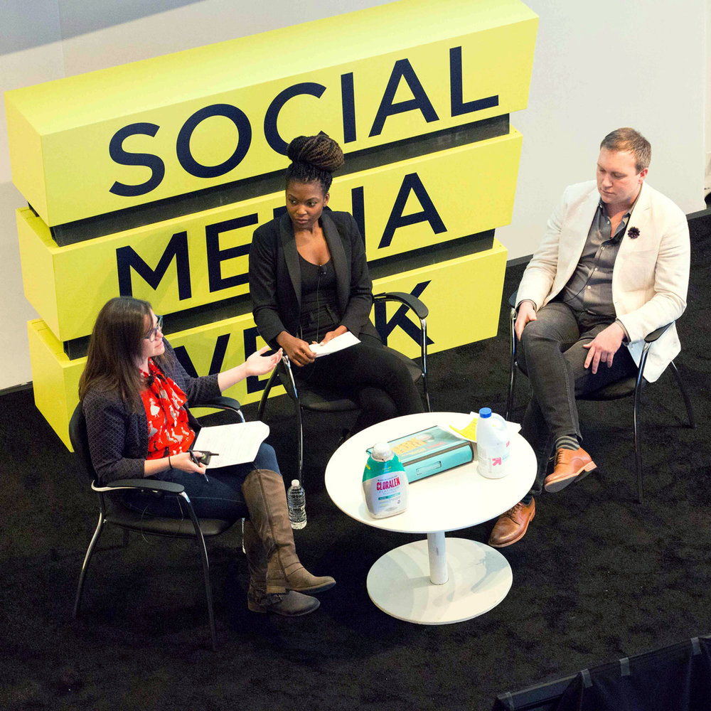 ALEN AND CAVALRY TEAM UP TO BRING THE HOUSE DOWN AT SOCIAL MEDIA WEEK