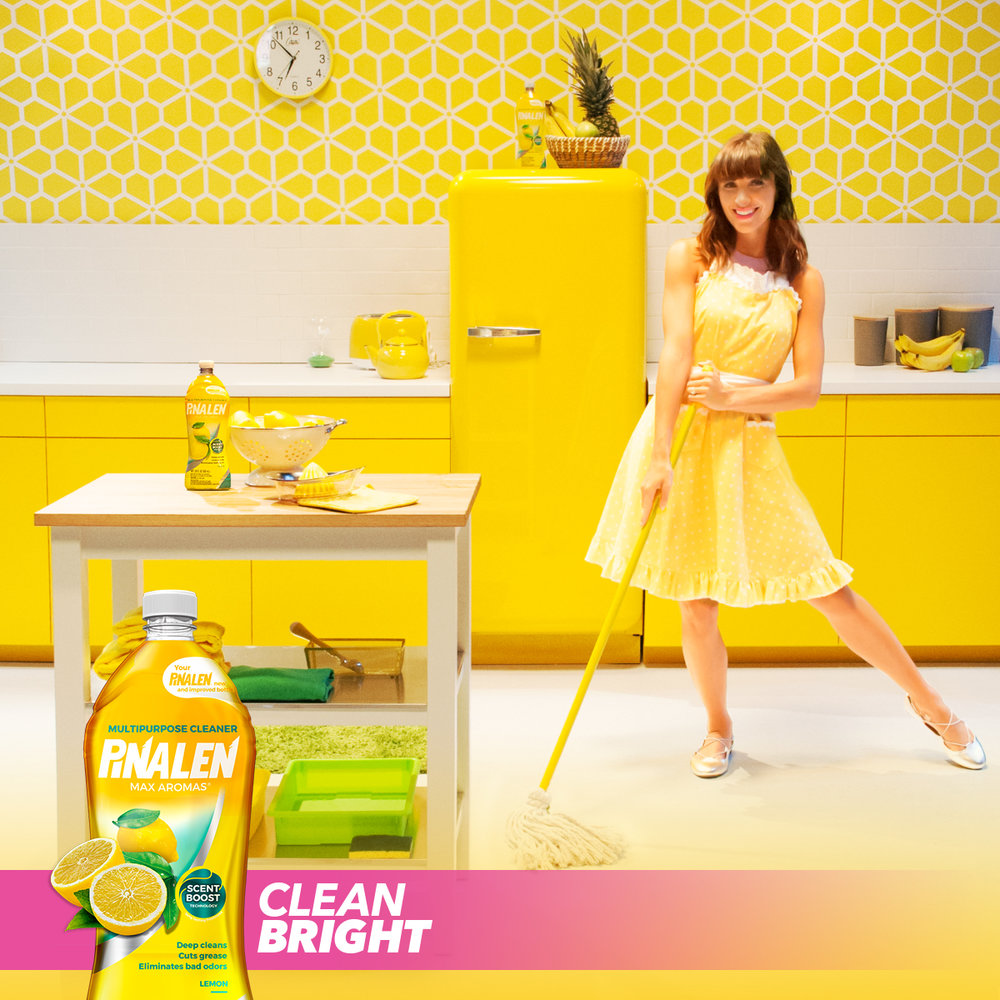 PINALEN® LAUNCHES A NEW COLORFUL CAMPAIGN