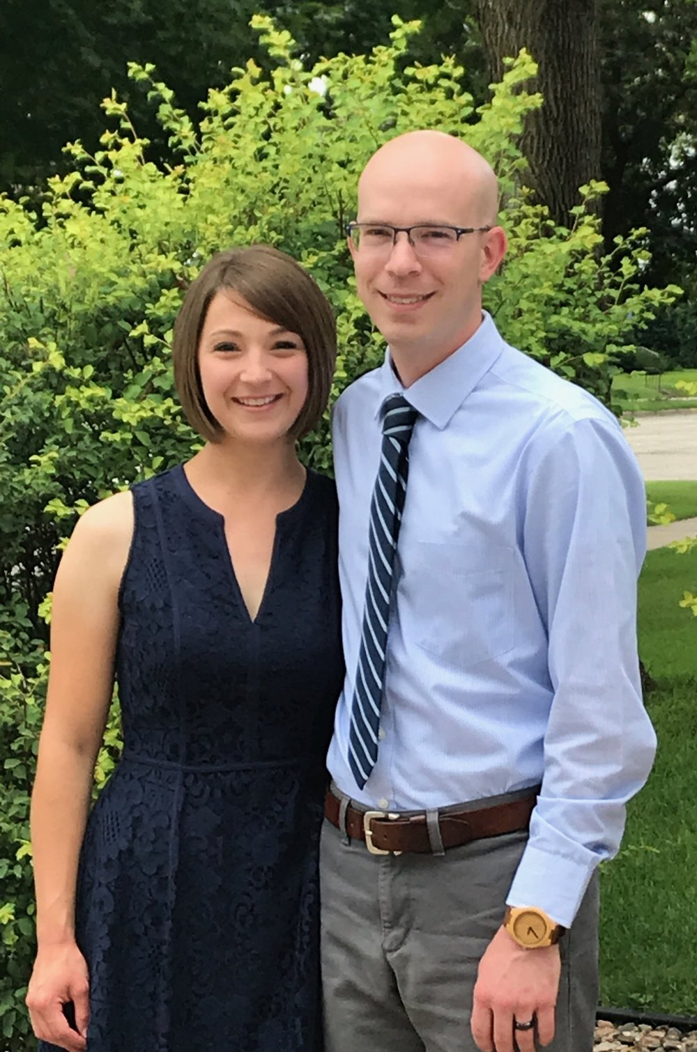 Aaron Sailer, SFLS class of 2003, lives in Omaha, NE, with his wife, Lisa. Aaron currently serves as director of finance at Concordia Lutheran Schools of Omaha.
