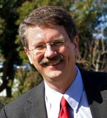 Headshot Peter Laugharn