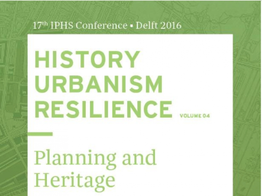 - 2016 Ana Rosa Chagas Cavalcanti. 'Favelas and the normative, institutional Social Housing System in Brazil'. International Planning History Society Proceedings, IPHS. 173-184. Delft, 2016. issn 2468-6948, volume 17. [Proceedings]