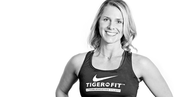 HOLLY BICHEL - Holly has been a part of the fitness world for the last 15 years. Along the way she has seen the value and results of continued education in fitness and health. Tiger Fit Athletics encompasses her belief that there is an athlete in all of us! She believes in giving her trainers 110% and asks the same of her athletes - that is where the change happens. Having seen it, done it and lived it, she KNOWS it! Her nieces and nephew coined a phrase that embodies her philosophy of life and fitness: