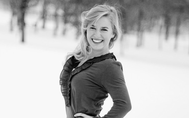 """CHELSEA RELLER - """"Believe you can. Trust you can. For with faith, everything is possible.""""Chelsea believes that after working out to your max, not only do you feel stronger, but you should also leave smiling brighter. At a young age she was doing round off back handsprings in gymnastics and competitive dancing at studios. Chelsea graduated from the University of Minnesota Duluth with her BFA in Musical Theater. One of her biggest highlights was performing on Disney Cruise Line in the Caribbean and Bahamas for two contracts. Valleyfair Amusement Park has been Chelsea's second home for the last eight years where she has taken on a variety of roles from singing and dancing onstage to choreographing and leading as an Entertainment Seasonal Manager. You may find her flying through the air at Xelias Aerial Arts Studio or instructing young dancers at Prairie School of Dance. Chelsea's passion for dance, gymnastics, and healthy baking lead her to the fitness world, where she hopes to bring joy to others while working out."""