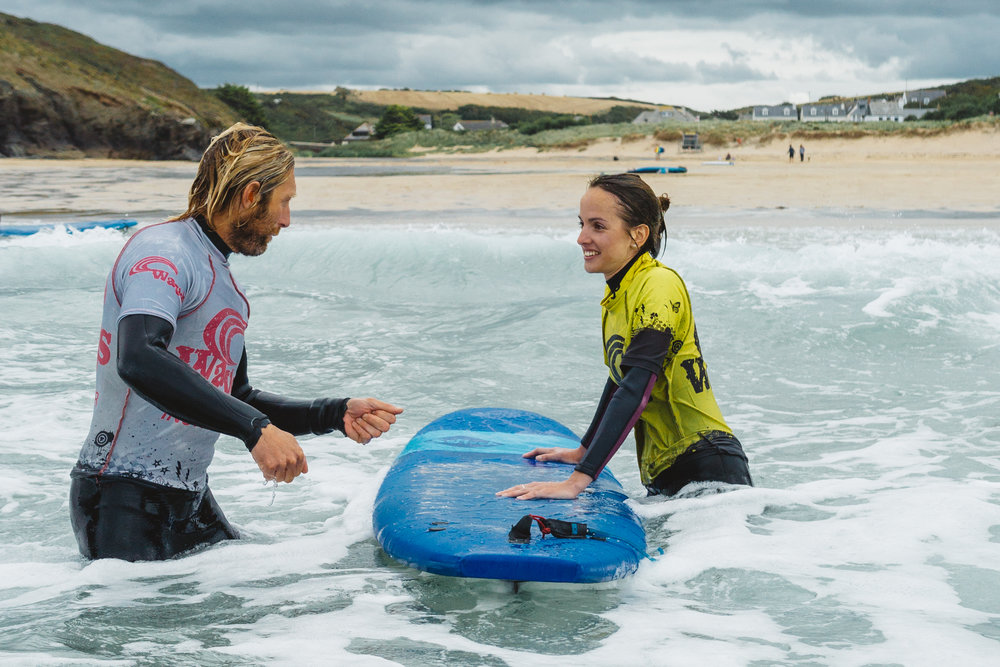 LUXURY SURF, SUP AND YOGA RETREATS