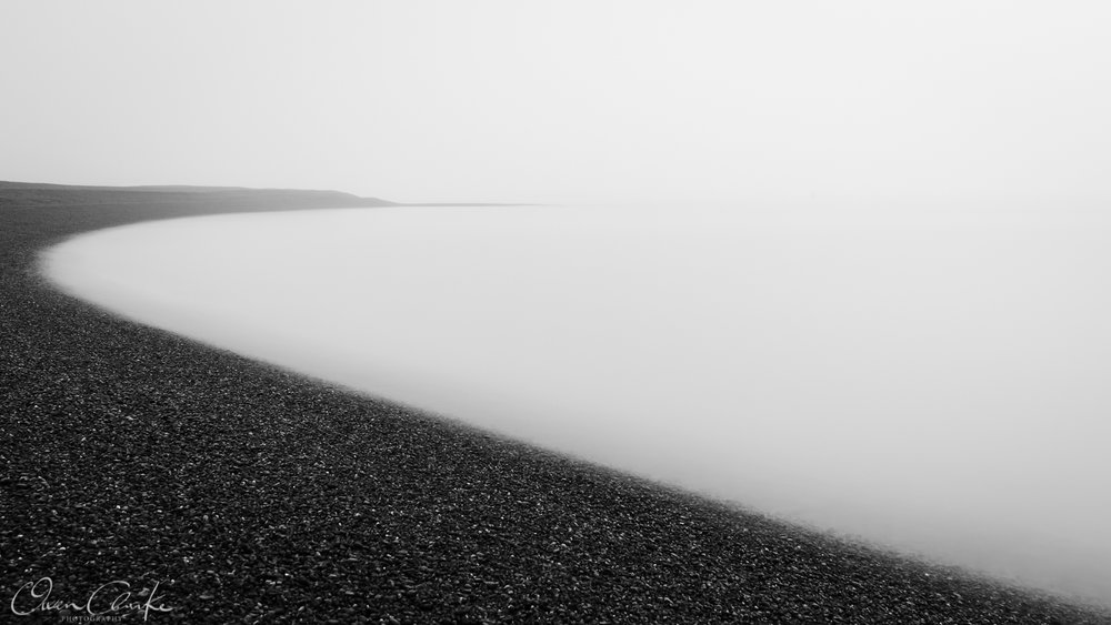 A beautiful morning of mist and fog along the Suffolk Coast at Shingle Street and I was able to capture some of my most striking images from this location.