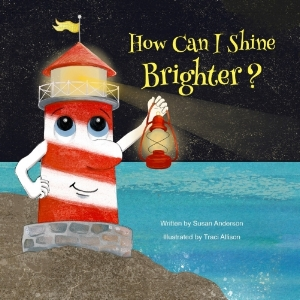 How Can I Shine Brighter - Coming soon to Amazon!Ishnabobber tries desperately to figure out how to shine the brightest he possibly can, until one day he is introduced to Jesus!  Travel with Ishnabobber as he begins a journey of faith and discovery!