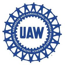 United Automobile, Aerospace and Agricultural Implement Workers of America Logo