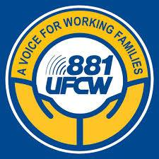 Local 881 United Food and Commercial Workers logo