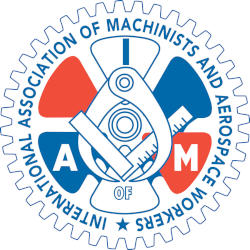 Illinois State Council of Machinists and Aerospace Workers logo