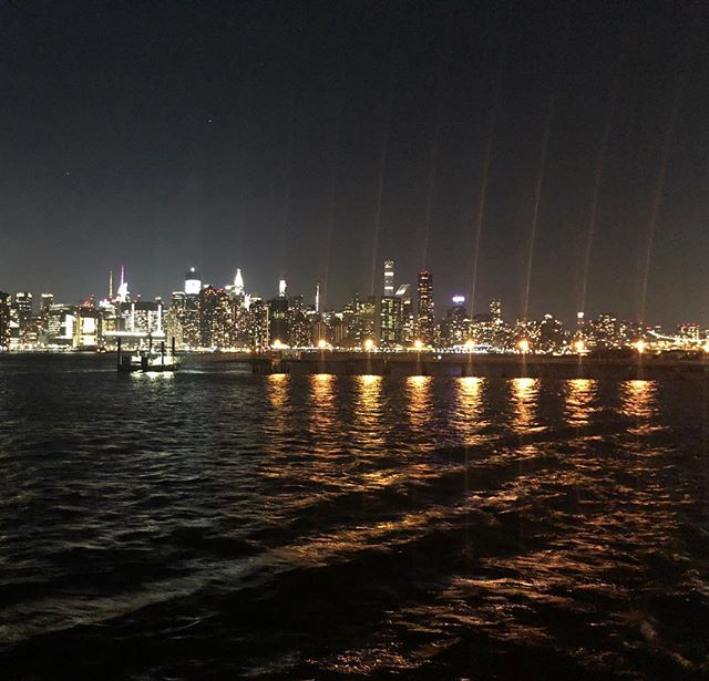 #nyc seen from @tungshape place