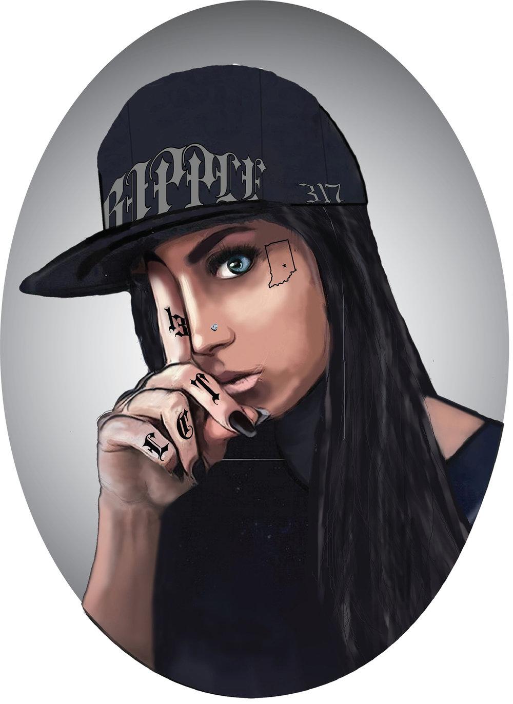 LaCholita_Logo_Girl_grey.jpg