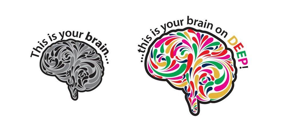brain on deep