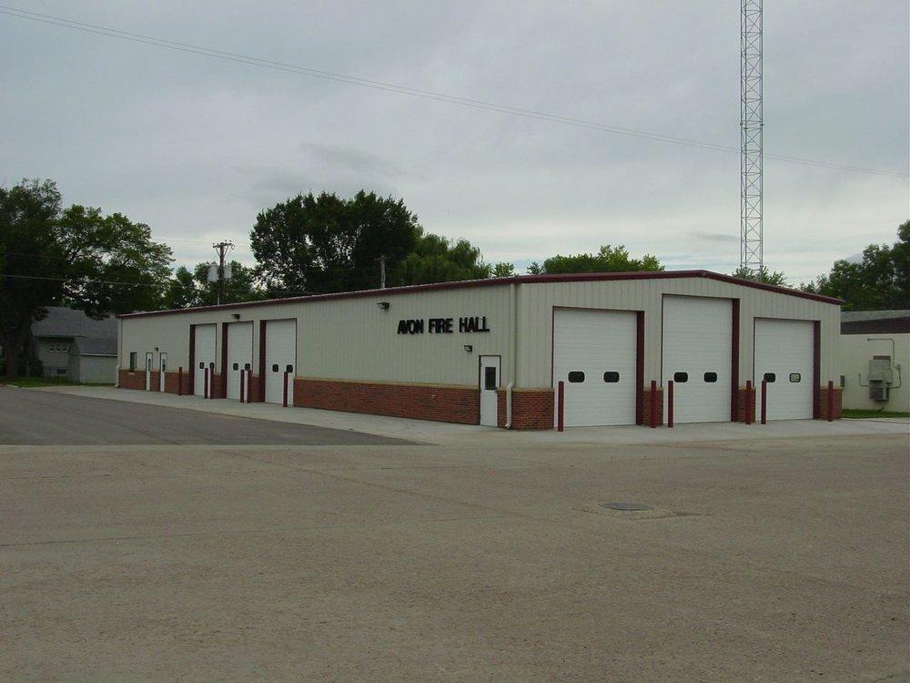 Avon Fire Department - 201 N. Main St.Avon, SD 57315