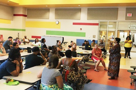 Building strong family-school partnerships at Almira Elementary School