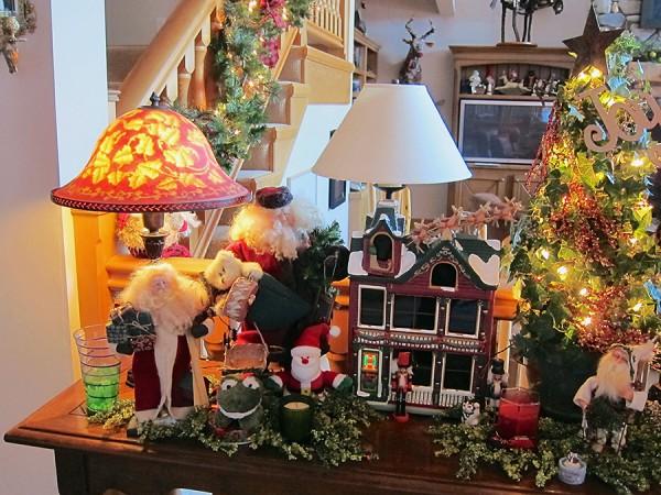 Tabletop Christmas