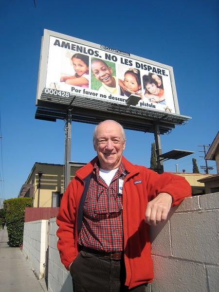Bob billboard