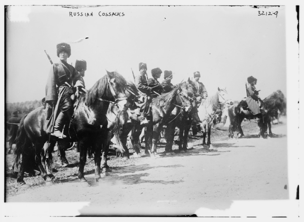 Cossacks_on_horses