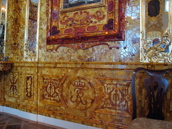 Amber_room_in_Catherine's_Palce with_ R