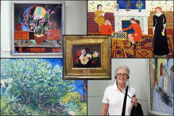 Paintings from the Hermitage Museum in St. Petersburg