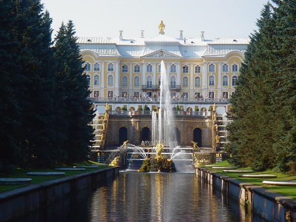 Peterhof Palace St Petersburg, Russia