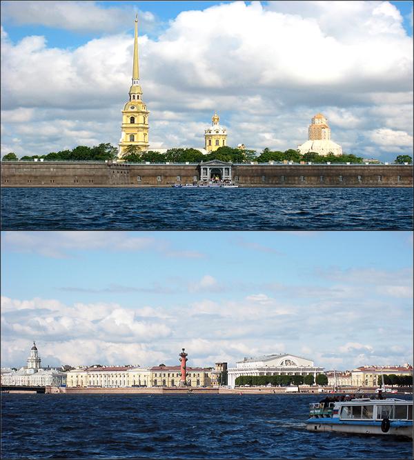 St. Petersburg Harbor