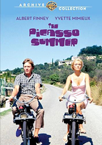 The Picasso Summer DVD