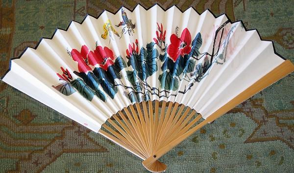 A menopause fan