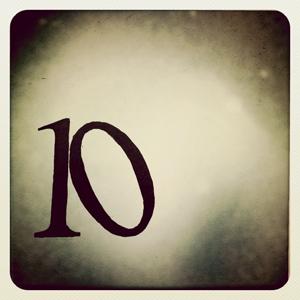 The number 10 guilty pleasure