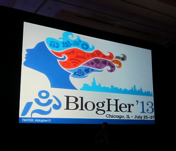 BlogHer '13 Conference Poster