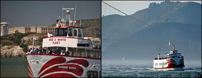 San_Francisco_Harbor_Queen Cruise Ship