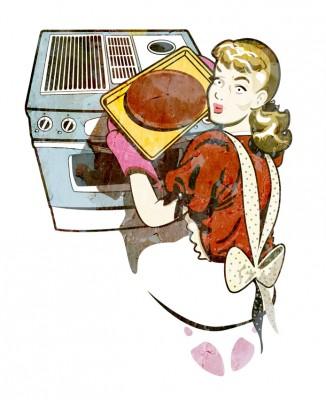 retro-baking