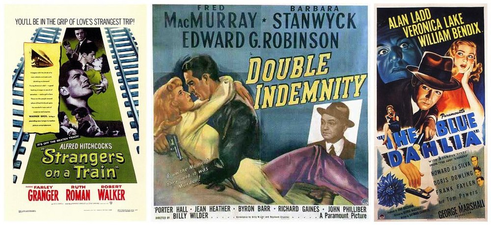 Three of Raymond Chandler Screenplays