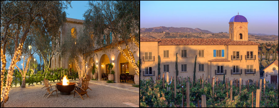 Allegretto Hotel in Paso Robles