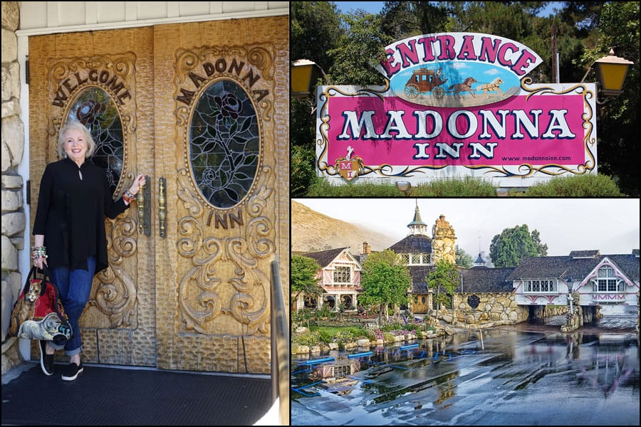 Madonna Inn San Luis Obispo entrance