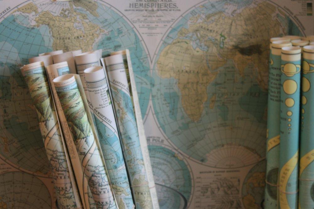 Mapas - Plural Capacita - Geoinformatica