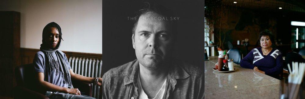 The Charcoal Sky - Rerec, Score Mix
