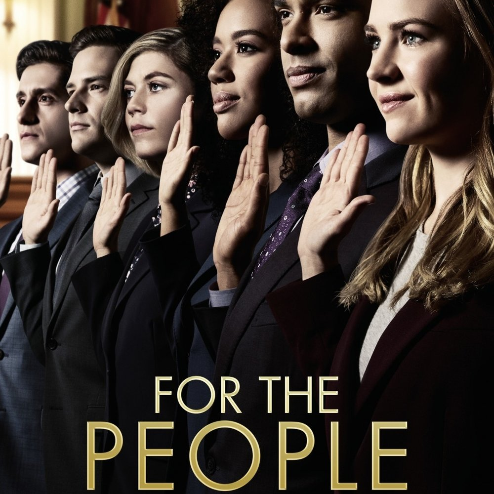For the People - S1 - Score Mix