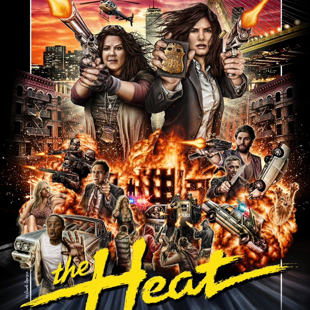 The Heat - Score Rec, Mix