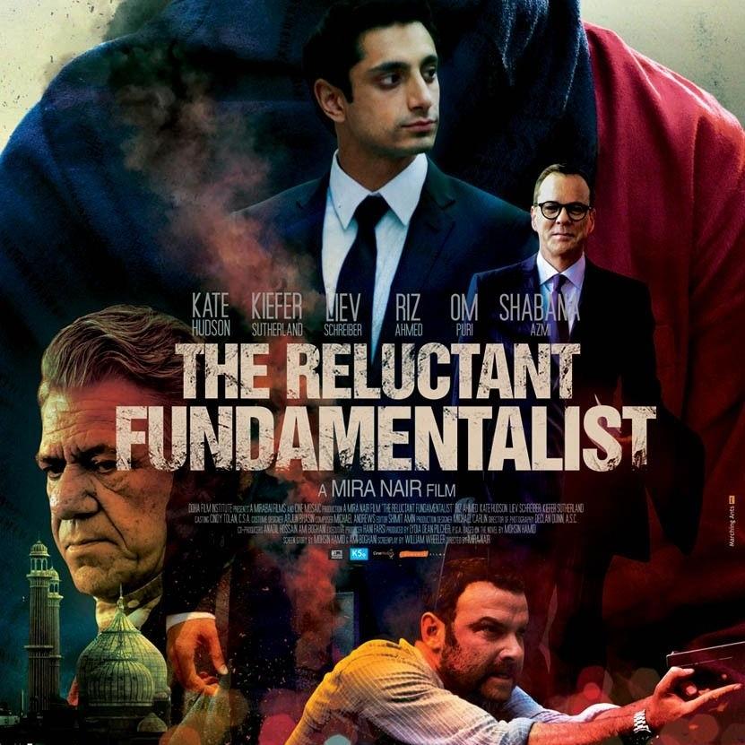 The Reluctant Fundamentalist - Score Rec, Mix