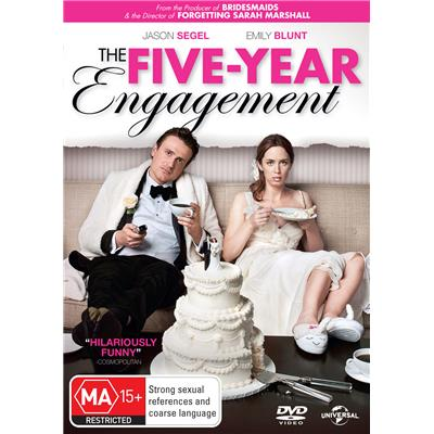 The Five Year Engagement - Score & OST Rec, Mix