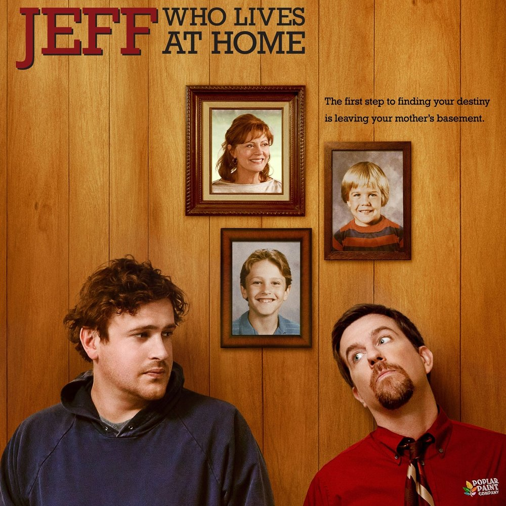 Jeff, Who Lives At Home - Score Rec, Mix