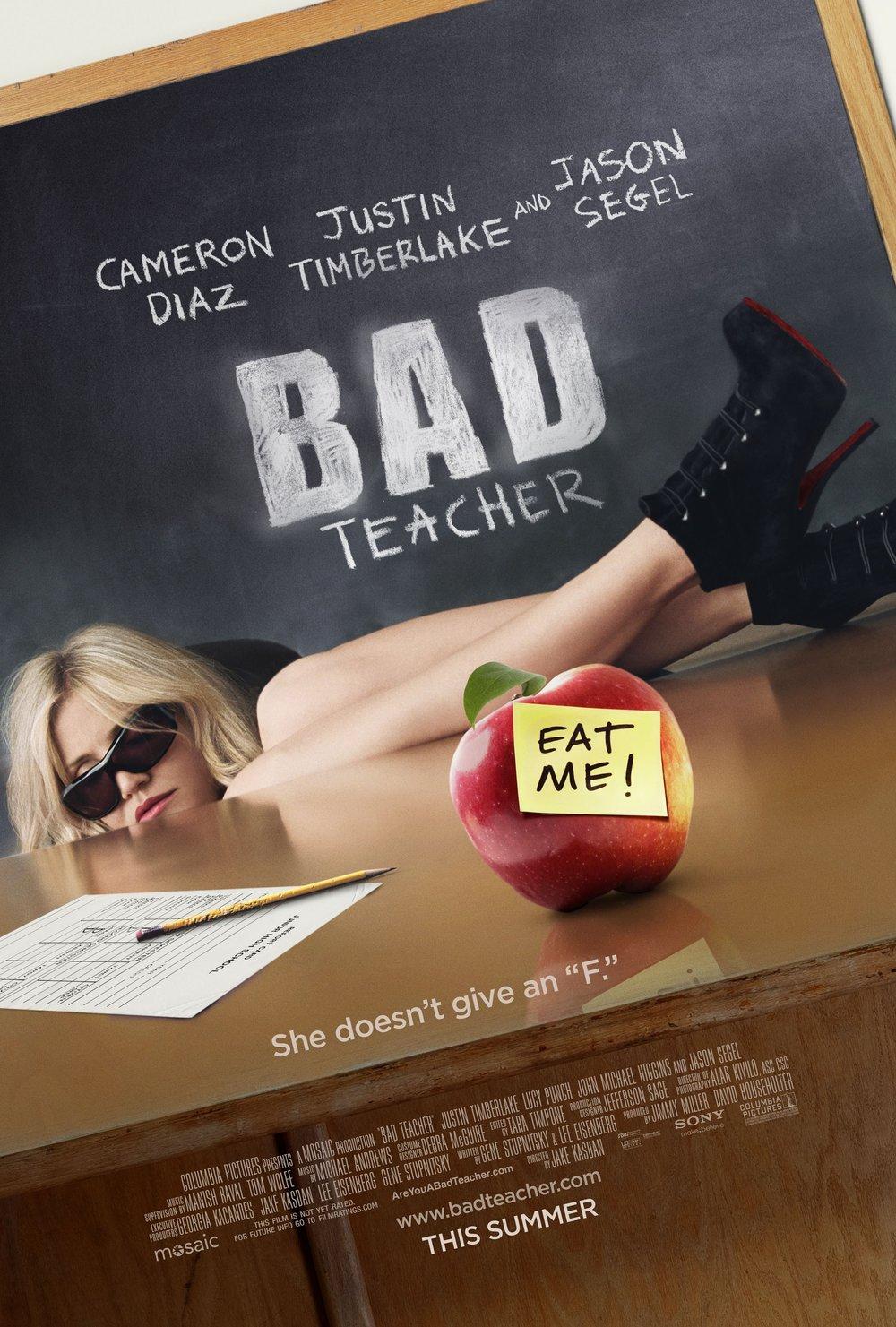 Bad Teacher - Score Rec, Mix