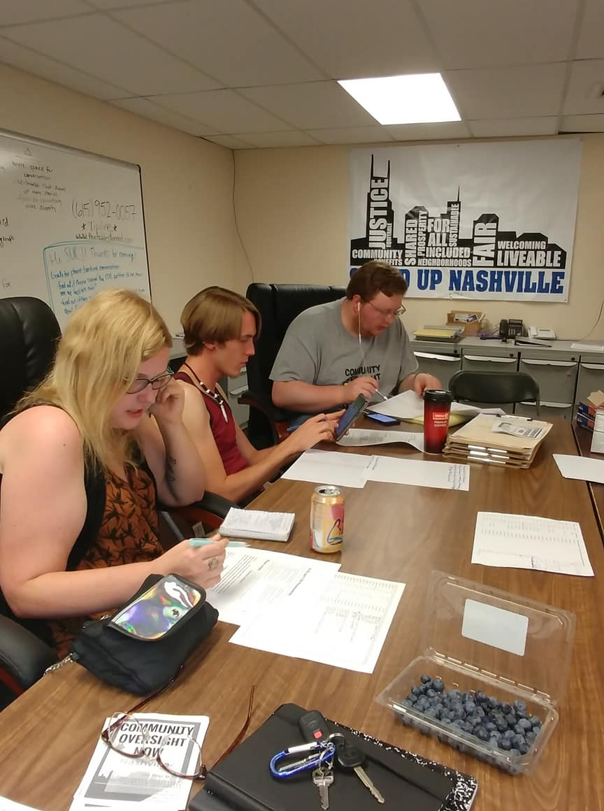 phone banking - Join COB in making phone calls to remind people to vote #FORon1!