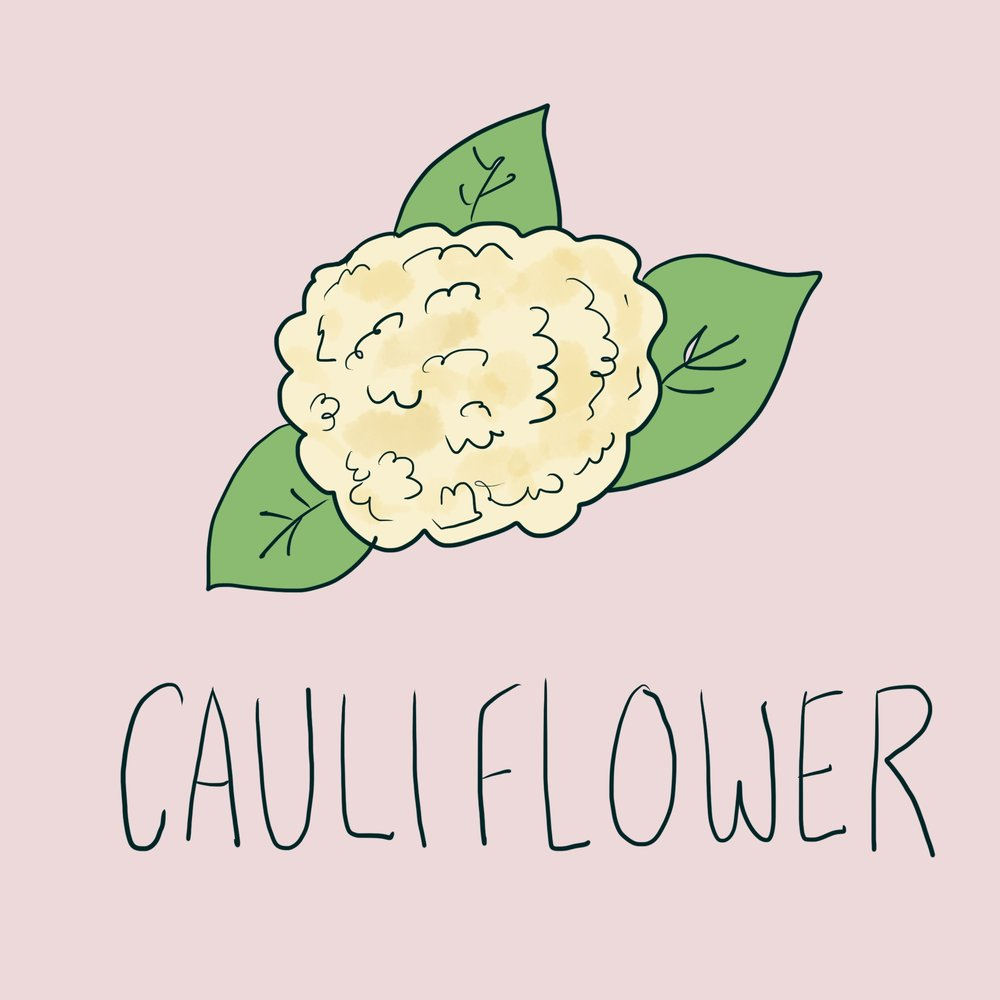 You have sponsored the creation of a new Cauliflower Hour product! Fuck yep!   • Handmade cauliflower earrings • Magic seeds  • Previous tier benefits except for $20 tier