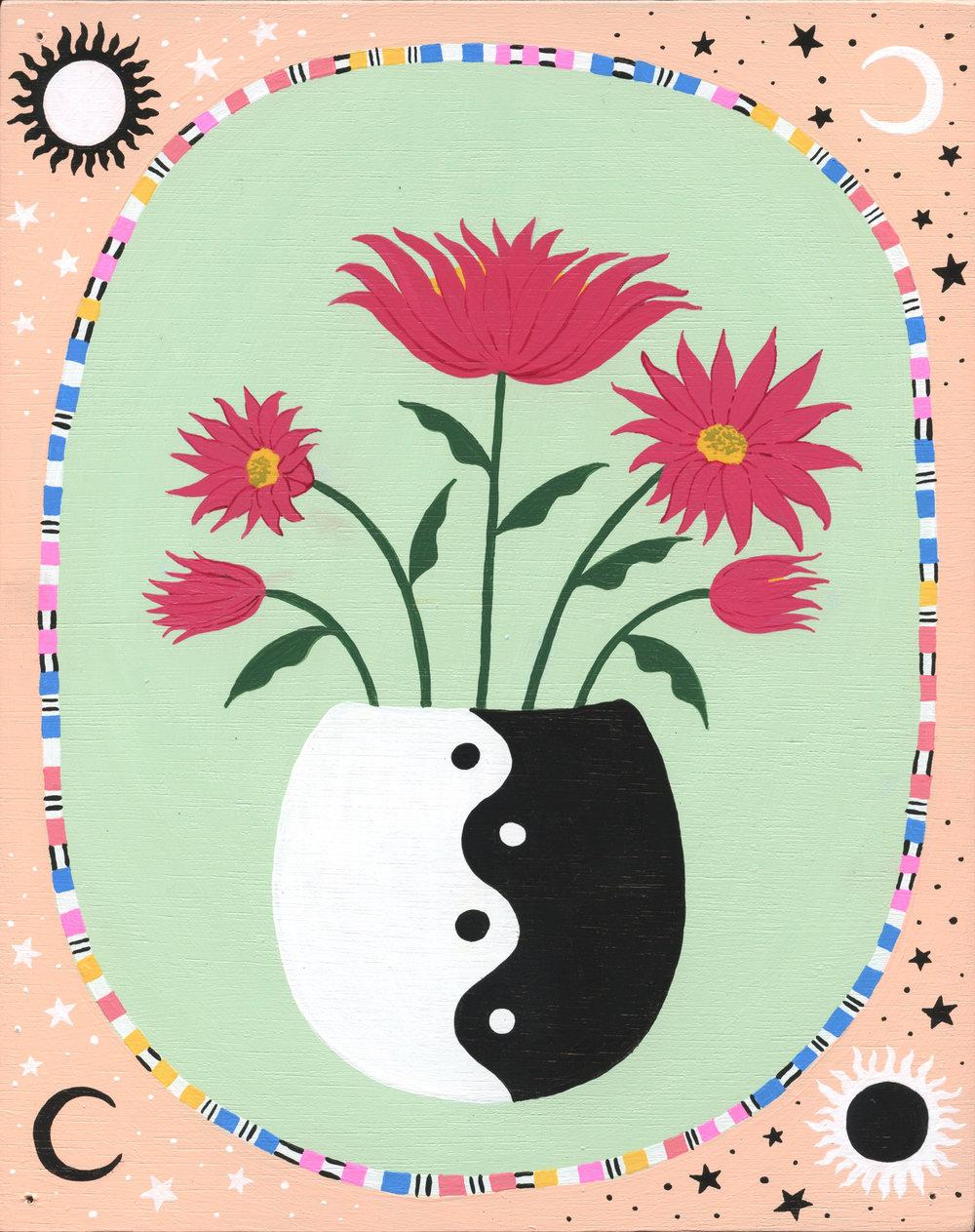 flowers for illumination