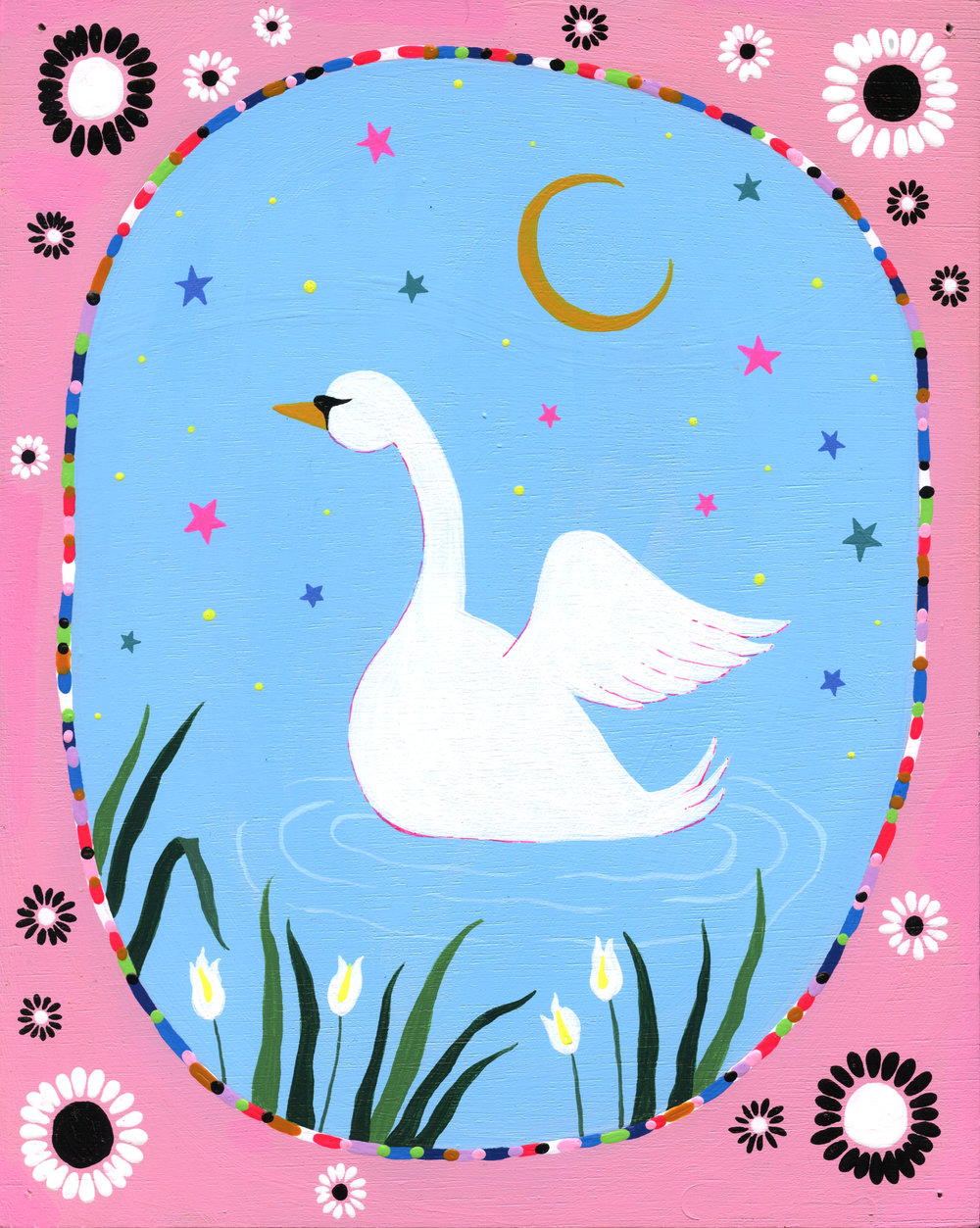 swan lake 1981