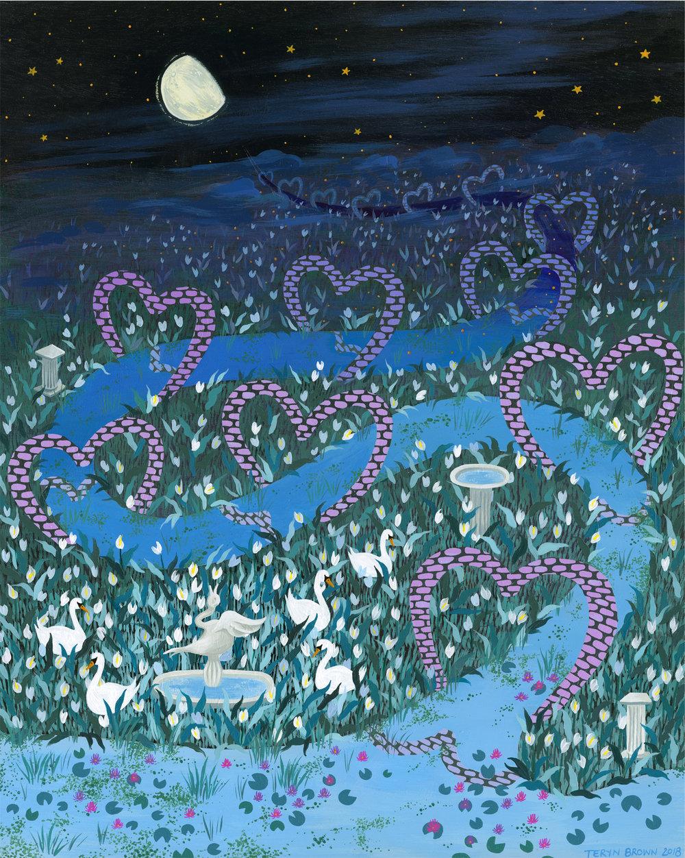 moon river, dream maker