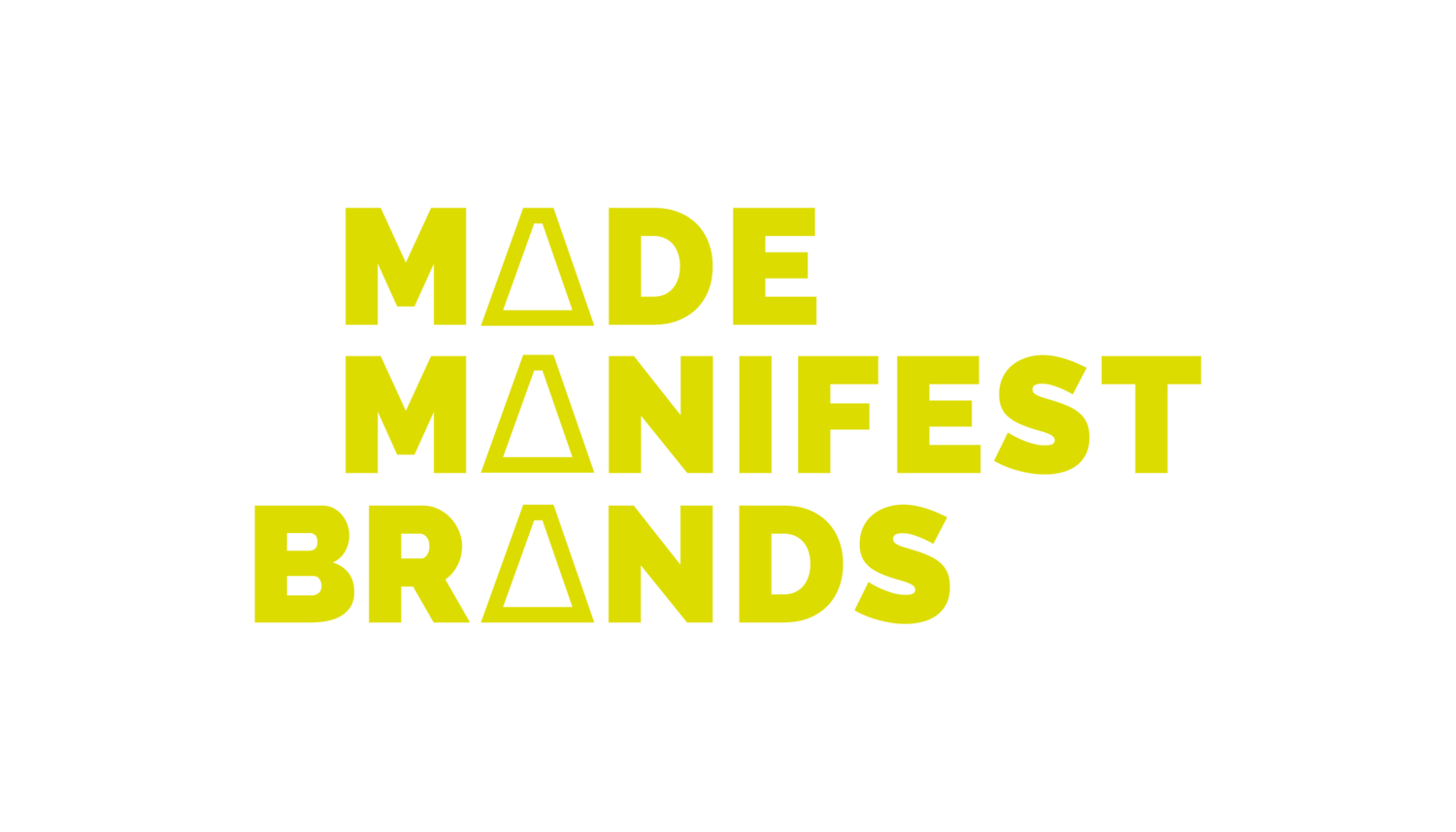 Made Manifest Brands | Conscious Branding for businesses lighting up the world